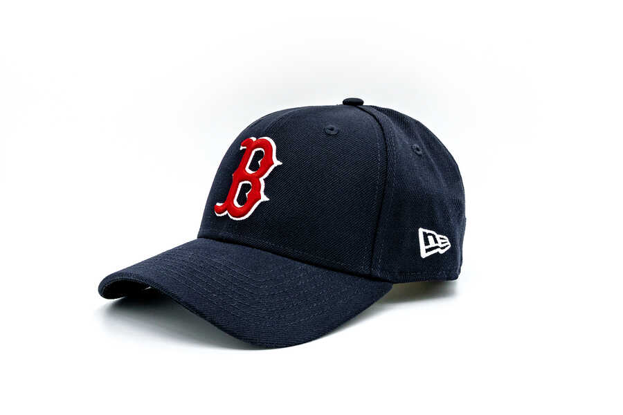 New Era - 10047511 MLB THE LEAGUE BOSTON RED SOX OFFICAL TEAM COLOUR (1)