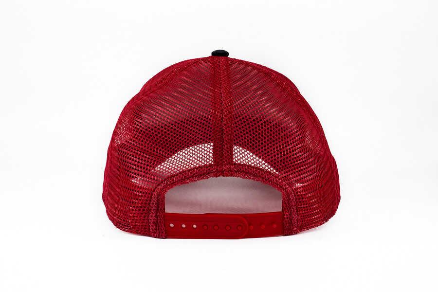 Goorin Bros Horoz Figürlü Bordo Şapka