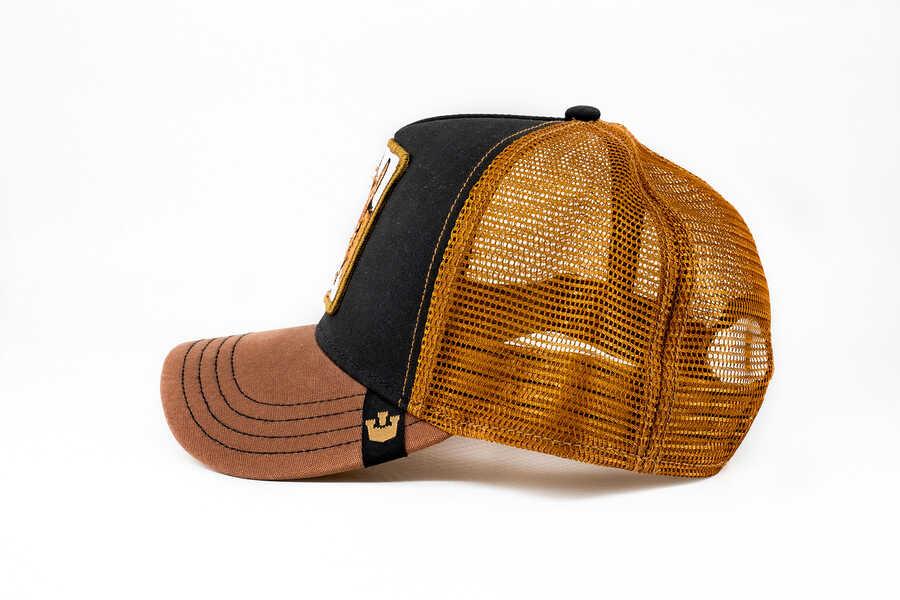 Goorin Bros Bad Ass (Eşek Figürlü) Kahverengi Şapka
