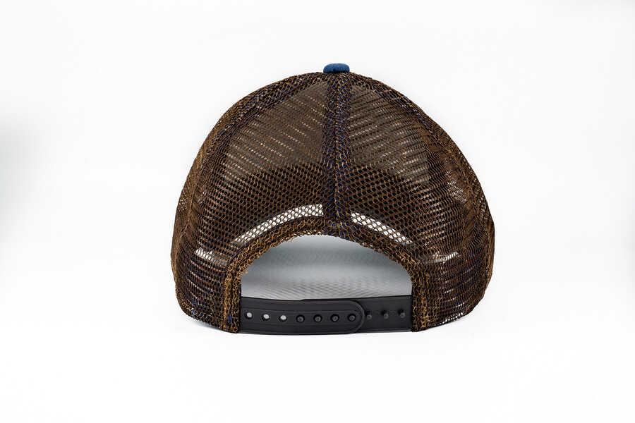 Goorin Bros Dumbass (Katır Figürlü) Mavi Şapka