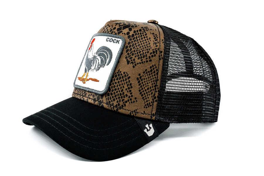Goorin Bros - Goorin Bros Tropical Siyah Şapka (1)