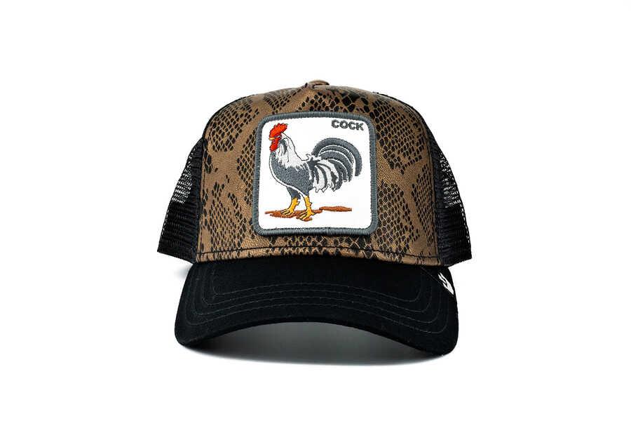 Goorin Bros - Goorin Bros Tropical Siyah Şapka