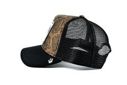 Goorin Bros Tropical Siyah Şapka - Thumbnail