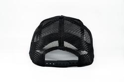 Goorin Bros Black Bear (Ayı Figürlü ) Siyah Şapka - Thumbnail