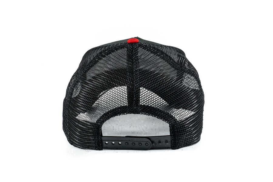 Goorin Bros Bull Honky (Boğa Figür) Siyah Şapka
