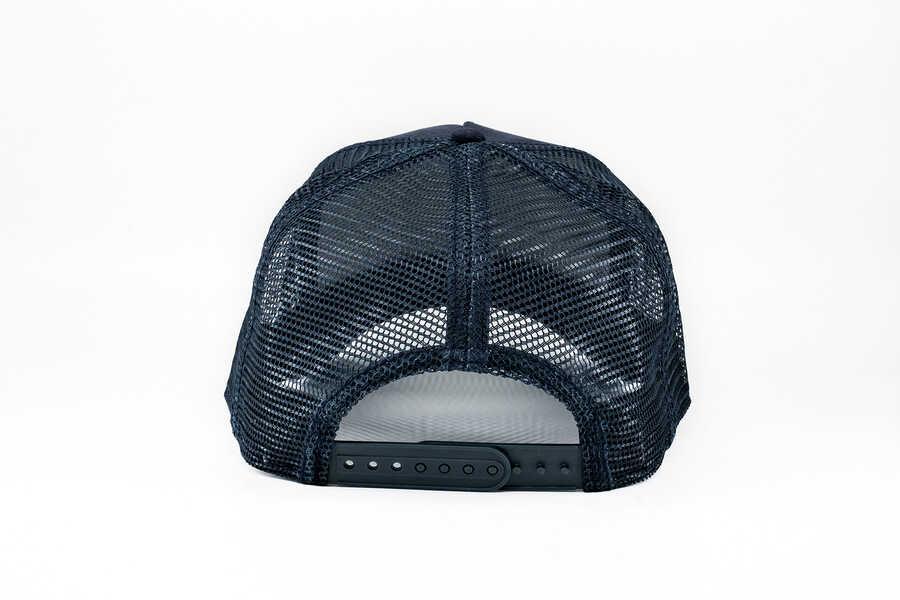 Goorin Bros Dunnah (Köpek Balığı) Lacivert Şapka