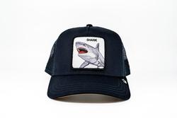 Goorin Bros - Goorin Bros Dunnah (Köpek Balığı) Lacivert Şapka (Thumbnail - )
