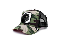 Goorin Bros Black Panther Siyah Şapka - Thumbnail