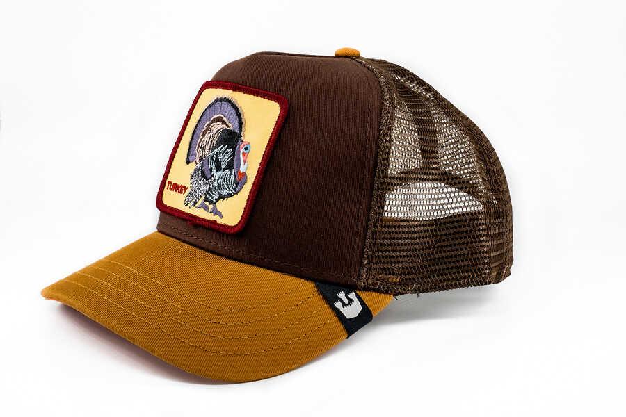 Goorin Bros Turkey (Hindi Figürlü) Şapka