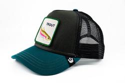 Goorin Bros Trout Siyah Şapka - Thumbnail