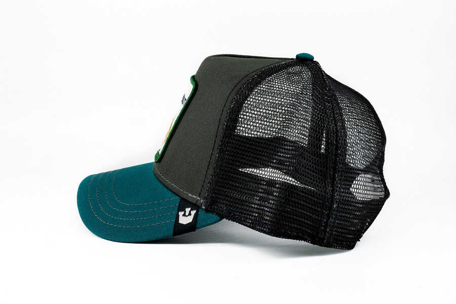 Goorin Bros Trout Siyah Şapka