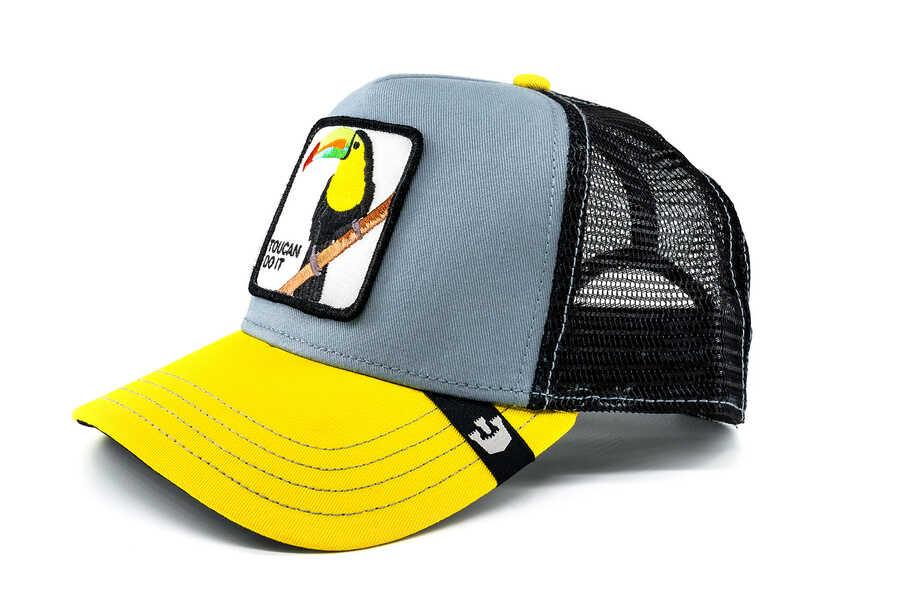 Goorin Bros - Goorin Bros Iggy Narnar (Papağan Figürlü) Şapka (1)