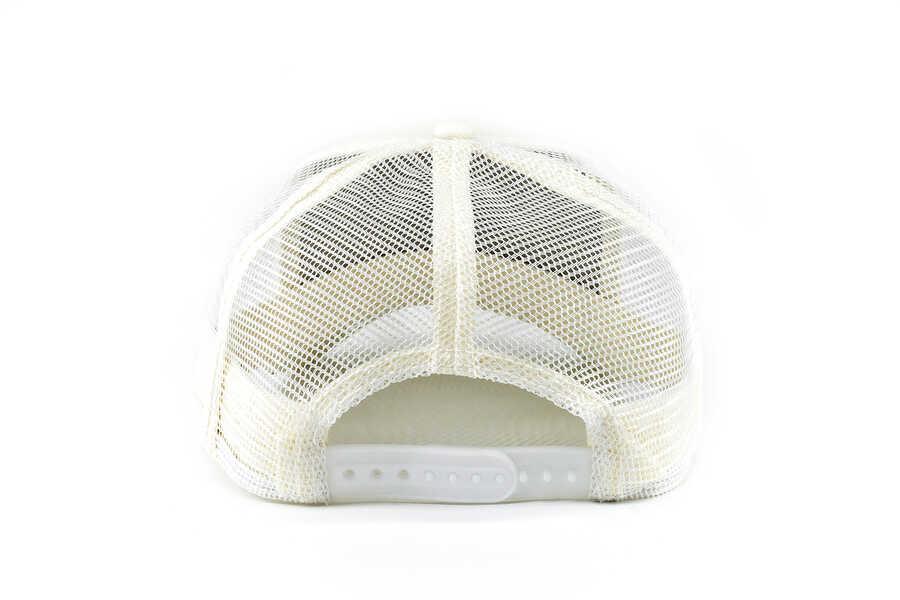 Goorin Bros Spot (Uğur Böceği Figür) Beyaz Şapka