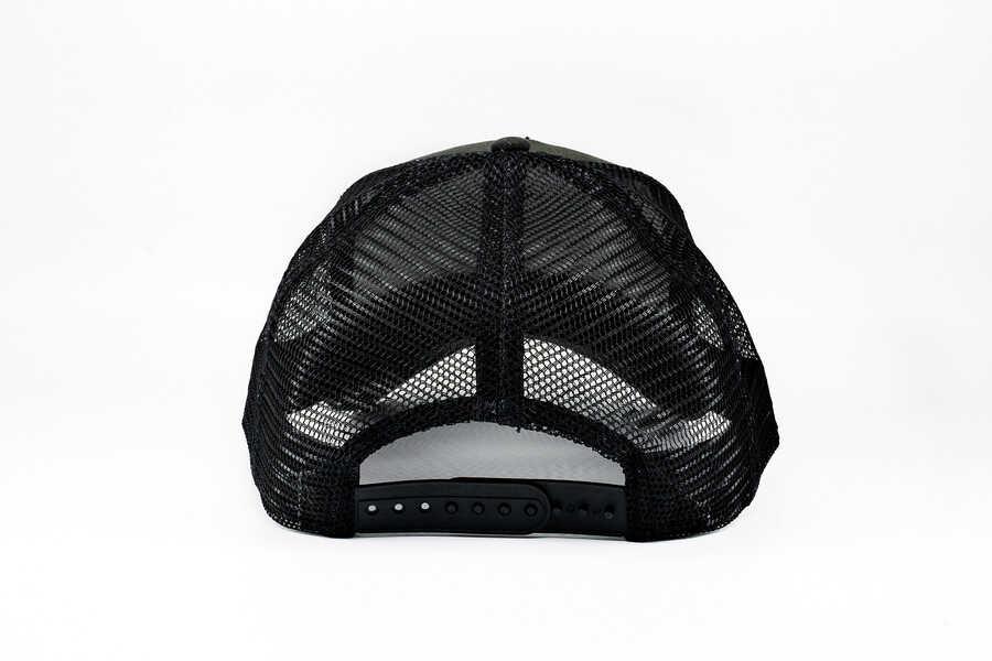 Goorin Bros Bite Me (Kobra Figürlü) Siyah Şapka