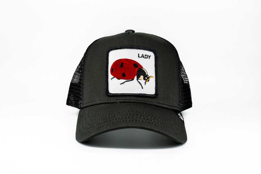 Goorin Bros - Goorin Bros Sweet Lady Siyah Şapka 101-0560