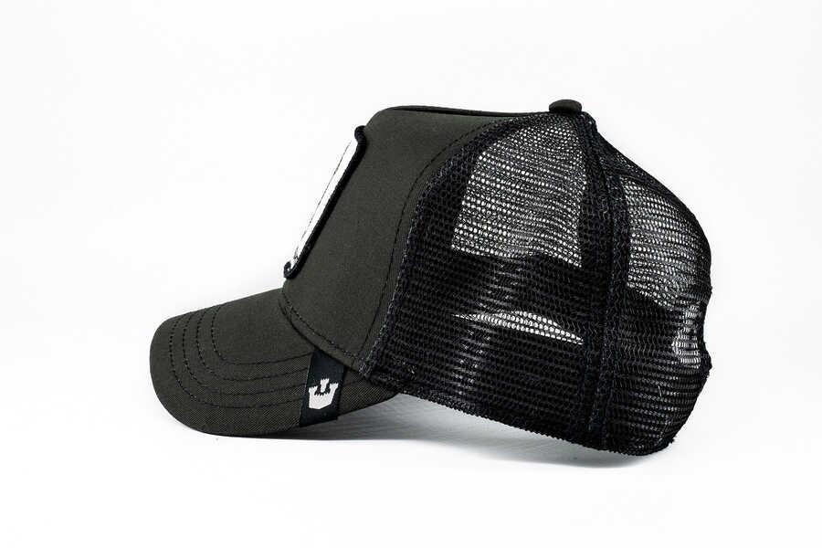 Goorin Bros Big Heart (Fil Figürlü) Siyah Şapka