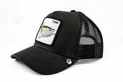 Goorin Bros Big Fishy (Balık Figürlü) Siyah Şapka - Thumbnail