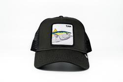Goorin Bros - Goorin Bros Big Fishy (Balık Figürlü) Siyah Şapka (Thumbnail - )