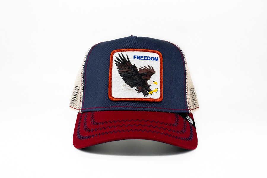 Goorin Bros - Goorin Bros Let It Ring (Kartal Figürlü) Şapka