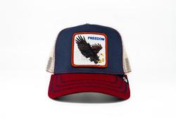 Goorin Bros - Goorin Bros Let It Ring (Kartal Figürlü) Şapka (Thumbnail - )