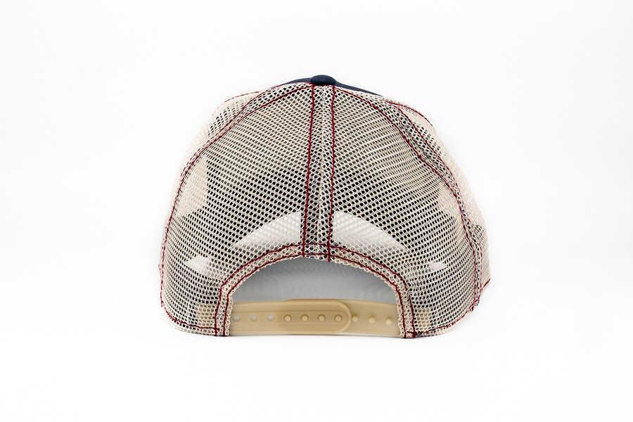 Goorin Bros Big Rock (Aslan Figürlü) Bordo Şapka