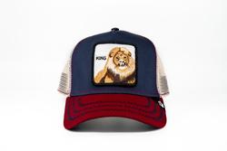 Goorin Bros - Goorin Bros Big Rock Bordo Lacivert Şapka 101-0564 (Thumbnail - )