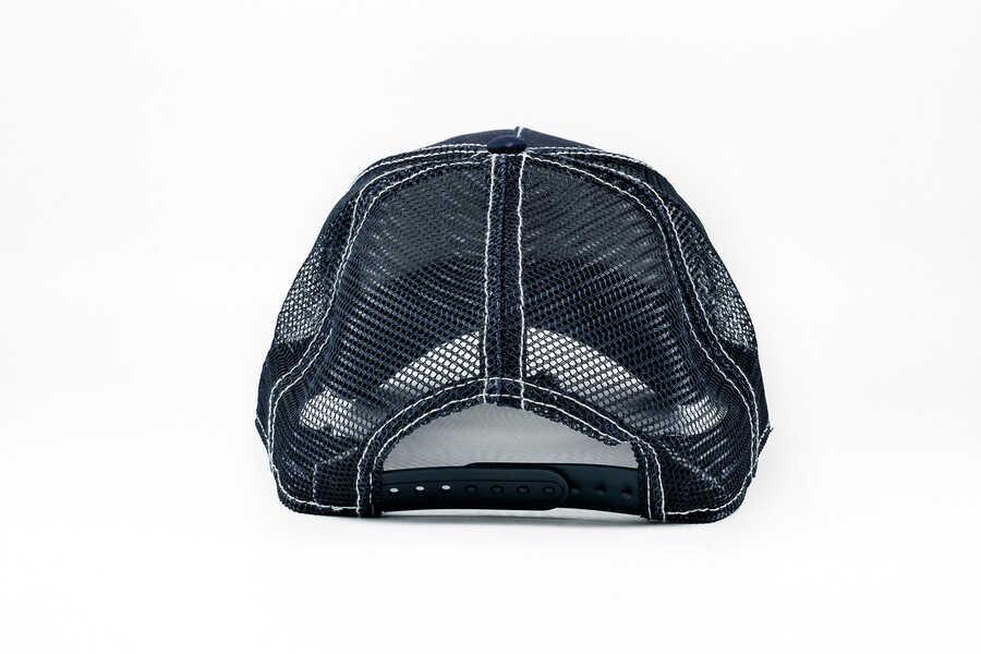 Goorin Bros Blue Bear (Ayı Figürlü) Lacivert Şapka