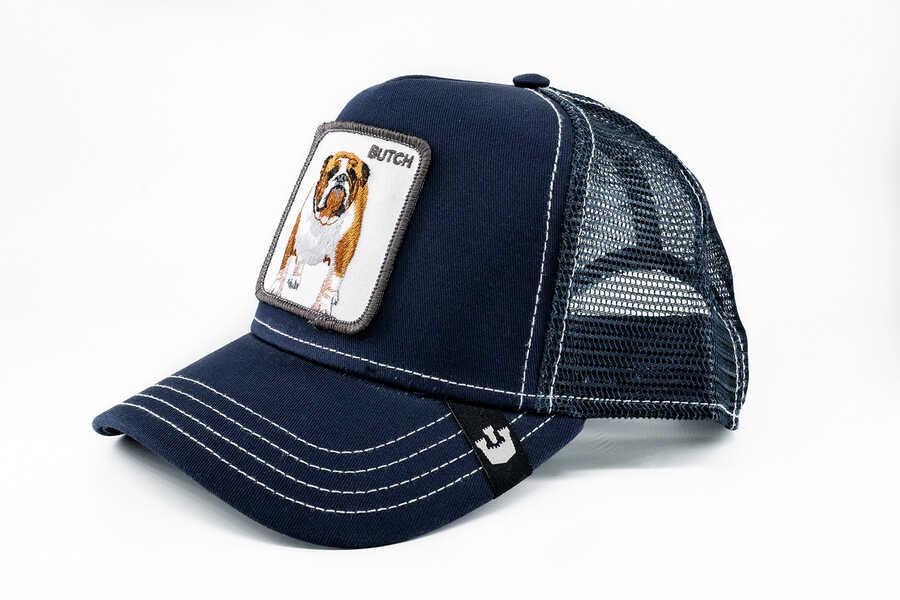 Goorin Bros - Goorin Bros Ruff Ruff (Bulldog Figürlü) Şapka (1)