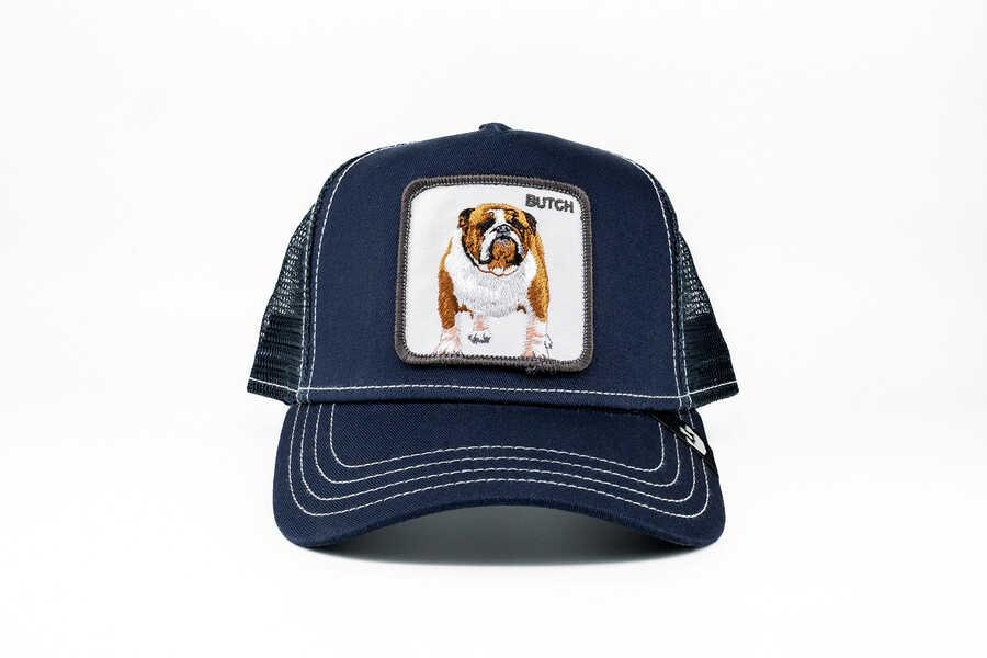 Goorin Bros - Goorin Bros Ruff Ruff (Bulldog Figürlü) Şapka
