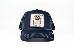 Goorin Bros - Goorin Bros Ruff Ruff (Bulldog Figürlü) Şapka (Thumbnail - )