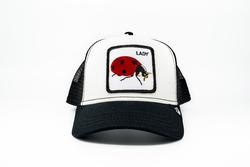 Goorin Bros - Goorin Bros Lady Bug (Uğur Böceği Figürlü) Şapka (Thumbnail - )