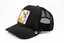 Goorin Bros The Butch (Bulldog) Siyah Şapka - Thumbnail