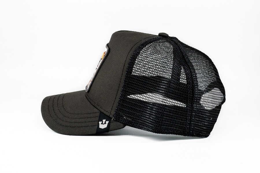 Goorin Bros The Butch (Bulldog) Siyah Şapka