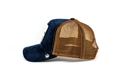 Goorin Bros Hee Haww (Eşek Figür) Lacivert Şapka - Thumbnail