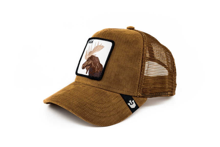 Goorin Bros - Goorin Bros Moose Head (Geyik Figürlü) Şapka (1)