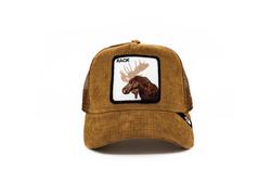 Goorin Bros - Goorin Bros Moose Head (Geyik Figürlü) Şapka (Thumbnail - )