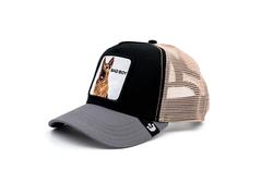 Goorin Bros Bouncer (Alman Kurdu) Siyah Şapka 101-0616 - Thumbnail