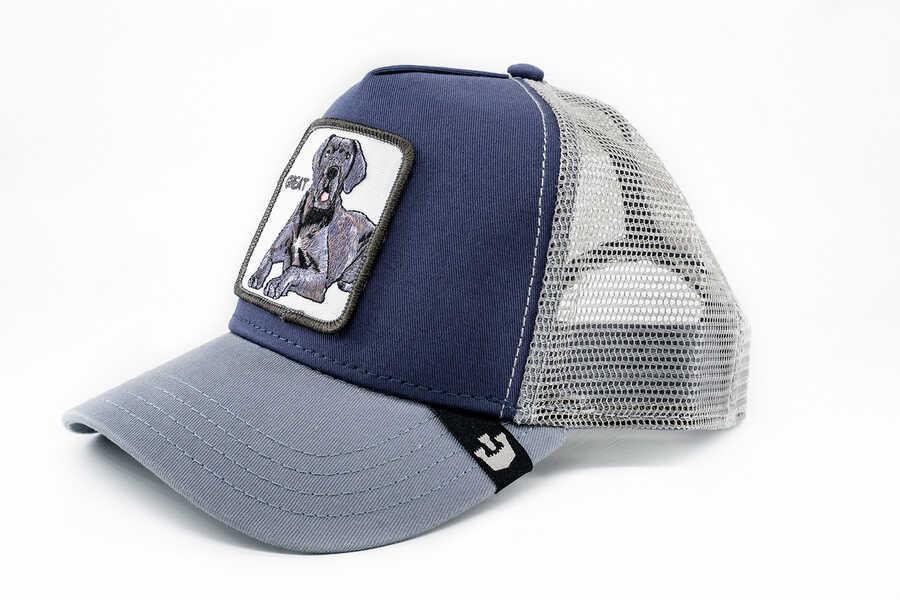 Goorin Bros - Goorin Bros Big D (Labrador) Lacivert Şapka (1)