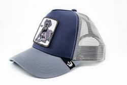Goorin Bros Big D (Labrador) Lacivert Şapka - Thumbnail