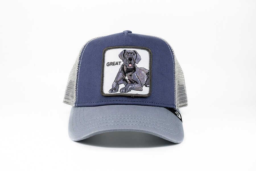 Goorin Bros - Goorin Bros Big D Lacivert Şapka 101-0617