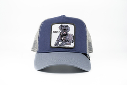 Goorin Bros - Goorin Bros Big D Lacivert Şapka 101-0617 (Thumbnail - )