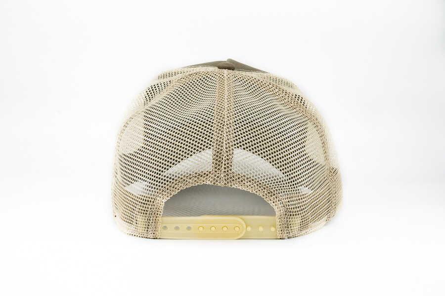 Goorin Bros Boxer (Köpek Figürlü) Haki Şapka