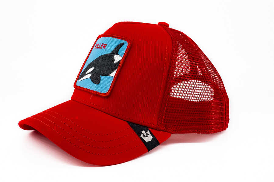 Goorin Bros - Goorin Bros Killer Whale (Katil Balina Figür) Şapka (1)