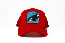 Goorin Bros - Goorin Bros Killer Whale (Katil Balina Figür) Şapka (Thumbnail - )