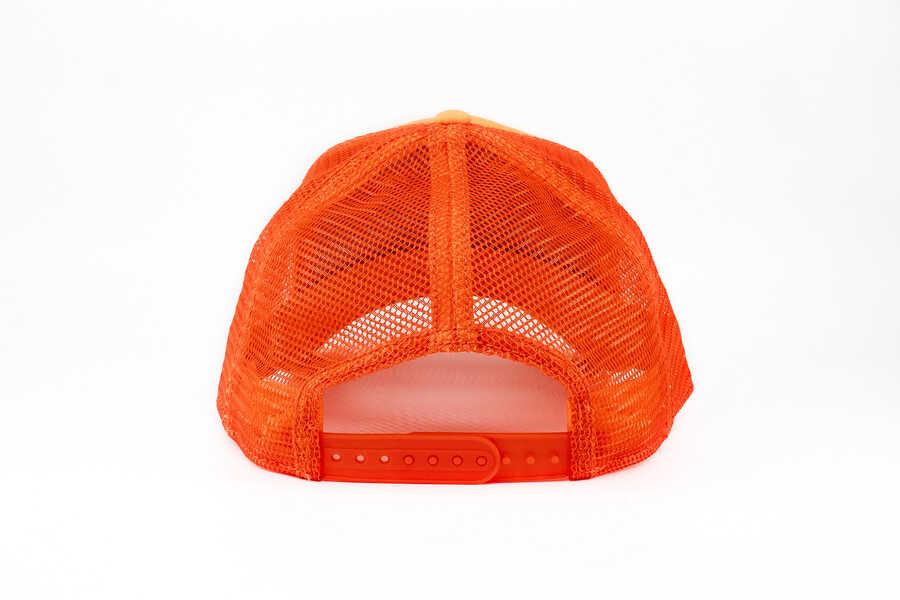 Goorin Bros Puff (Balon Balığı) Turuncu Şapka