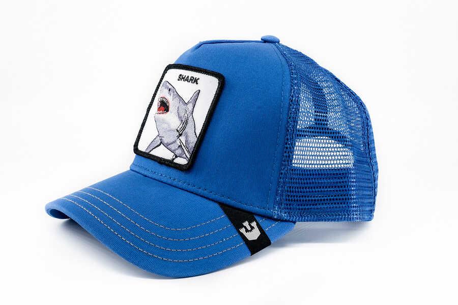 Goorin Bros - Goorin Bros Chomp Chomp (Köpek Balığı) Şapka (1)