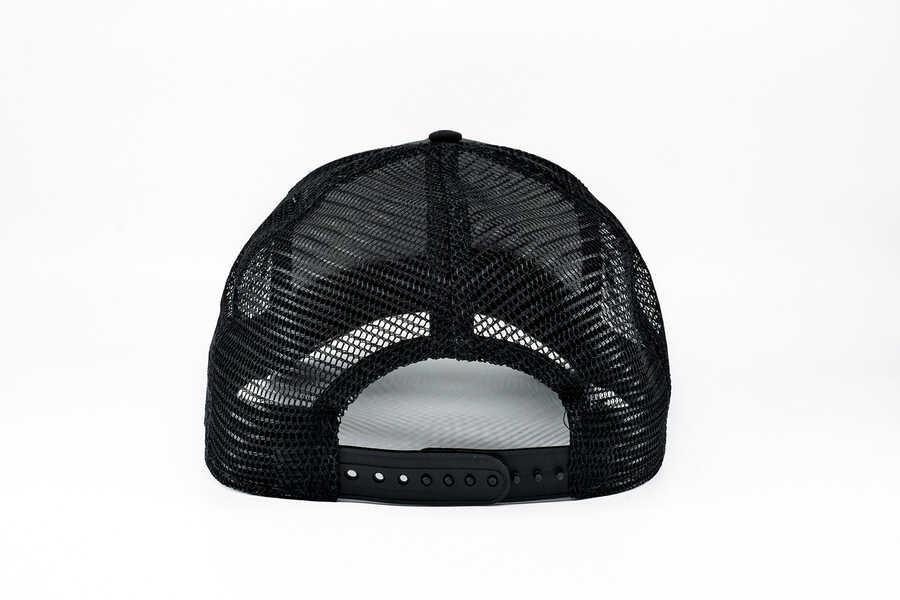Goorin Bros Black Beauty (At Figürlü) Siyah Şapka