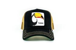 Goorin Bros - Goorin Bros Tucan Figürlü Siyah Şapka (Thumbnail - )