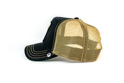 Goorin Bros Tucan Figürlü Siyah Şapka - Thumbnail