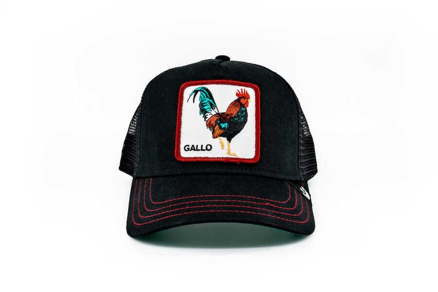 Goorin Bros - Goorin Bros Grande Gallo (Horoz) Siyah Şapka